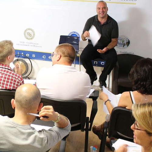 Formation Enseignant Hypnose Ericksonienne Lyon